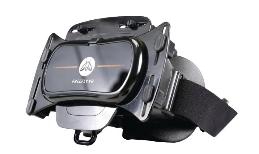 FreeFly VR virtuális valóság szemüveg okostelefonhoz távvezérlő FREEFLY01
