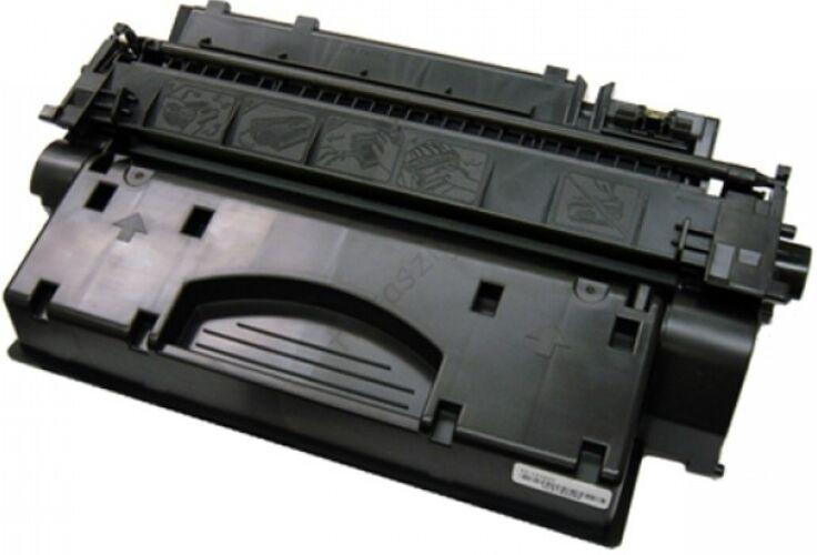 HP 80X - CF280X 05X CE505X fekete toner - utángyártott GR 6.900 oldalra LaserJet M401 M425dn M425DW CF280X-05X-GR