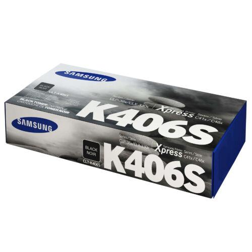 Samsung CLT-K406S black eredeti toner - CLP-360 CLP-365W CLX-3305 SL-C410W SL-C460FW 51879