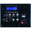 PAB 20A PAB20A aktív hangdoboz+keverő+vezeték nélküli mikrofon+beépített akkumulátor