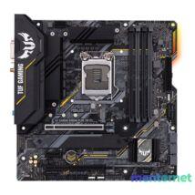 ASUS TUF GAMING B460M-PLUS (WI-FI) Intel B460 LGA1200 mATX alaplap