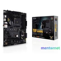 ASUS TUF GAMING B550-PLUS AMD B550 SocketAM4 ATX alaplap