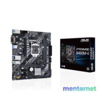 ASUS PRIME B460M-K Intel B460 LGA1200 mATX alaplap