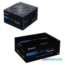 Chieftec Element ELP-500S 500W 85+ PFC 12 cm ventilátorral tápegység