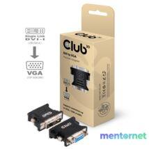 CLUB3D DVI-I - D-SUB(VGA) adapter