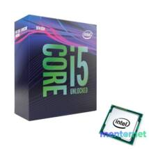 Intel Core i5 3,70GHz LGA1151 9MB (i5-9600K) box processzor