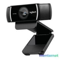 Logitech C922 Pro 1080p mikrofonos fekete webkamera
