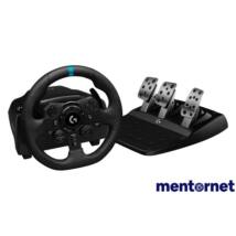 Logitech G923 Racing Wheel and Pedals PS4/PC kormány + pedálsor