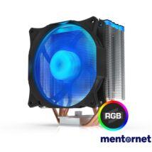 SilentiumPC Fera 3 RGB HE1224 120mm Fekete processzor hűtő