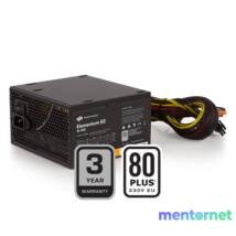 SilentiumPC Elementum E2 450W 80PLUS EU Bulk ATX tápegység