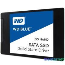 """Western Digital 250GB SATA3 2,5"""" 3D Blue 7mm (WDS250G2B0A) SSD"""
