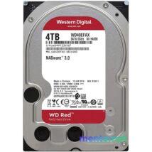 "Western Digital 3,5"" 4000GB belső SATAIII 5400RPM 256MB RED WD40EFAX winchester 3 év"