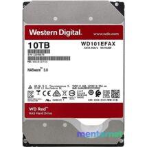 "Western Digital 3,5"" 10000GB belső SATAIII 5400RPM 256MB RED WD101EFAX winchester 3 év"