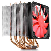 LUCIFER K2 (Univerzális - 775/1155/1156/AM2/AM3/FM1 ) CPU Cooler