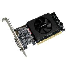 VGA,  GT710 Videokártya PCI-Ex16x nVIDIA  2GB DDR5