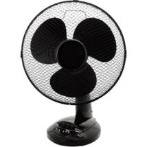 "Ventilátor, asztali 12""  FAND-30-200-B 30 cm"