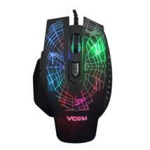 VCOM DM418 GAMER vezetékes egér.
