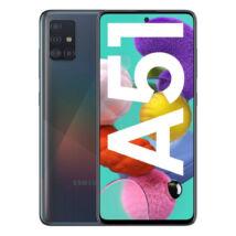 Galaxy A51 (A515) DualSIM, 4 GB/128 GB, fekete okostelefon
