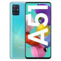 Galaxy A51 (A515) DualSIM, 4 GB/128 GB, kék okostelefon