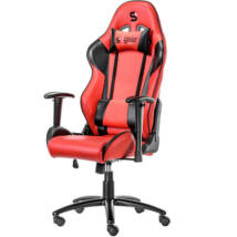 SPC Gear SR300 piros gamer szék