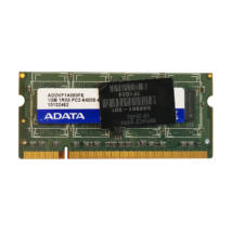 1GB, DDR2, 800MHz notebook memória (PC2-6400S-666, ADOVF1A083FE)