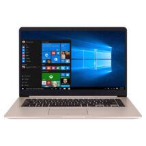 """VivoBook S X510 UA 15,6"""" FullHD, i5-8250U,8GB RAM,1 TB HDD+128GB M.2 SSD,Win10 Pro használt notebook"""