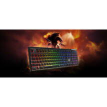 Cerberus Mech RGB Mechanikus Magyar Gamer billentyűzet 90YH0192-B2HA00