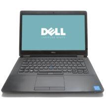 Latitude Ultrabook E5470 i5-6300HQ/8GB/256GB SSD + Windows 10 Pro. használt notebook