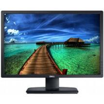 """U2412M 24"""" használt FullHD IPS LED monitor, fekete"""