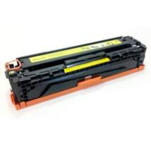 CF212A (131A) yellow utángyártott toner - QP LaserJet Pro 200 color M251n, M251nw, MFP M276n, M276n