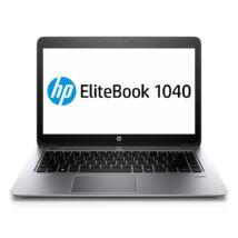 "Elitebook Folio 1040 G2, i5-5300U/8GB/128GB m.2 SSD, 14,1"" FHD IPS, Windows 10 Pro használt notebook"