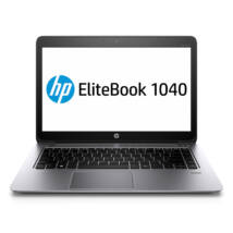 "EliteBook Folio 1040 G1, i7-4600U, 8GB, 256GB m.2 SSD, 14,1"" FHD IPS, Win 10 Pro használt notebook"