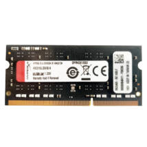 HyperX Impact 4GB, DDR3, 1600MHz Notebook memória (HX316LS9IB/4)