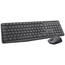 Cordless Desktop MK235 vezeték nélküli billentyűzet + egér