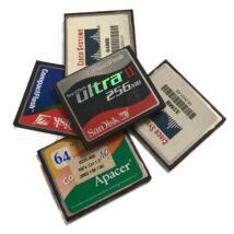 2048MB ( 2GB ) Compact Flash memóriakártya - használt PQI