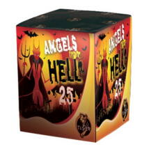 Angels From Hell 25s tűzijáték telep