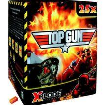 Top Gun 25s tűzijáték telep