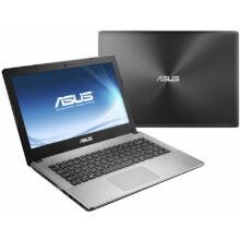 """14"""" X450CC-WX037D ezüst Intel i7-3537U NooS notebook"""
