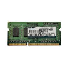 1Gb DDR3 1333MHz PC3-10600 - notebook memória