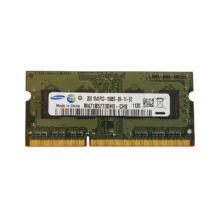 2Gb DDR3 1333MHz PC3-10600 - notebook memória