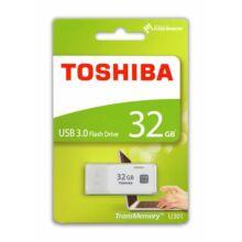 32GB USB 3.0 - Hayabusa white U301 PenDrive / FlashDrive