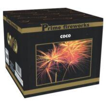 Coco 25s tűzijáték telep