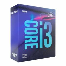 Core i3 3,60Ghz LGA1151 6MB (i3-9100F) box