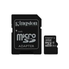 32GB Micro SDHC Class 10 Canvas Select 80R +tok UHS-I  SDCS/32GB memóriakártya SDCS2/32GB