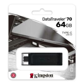 64 GB USB3.2 C DataTraveler 70 (DT70/64GB) Flash Drive - pen drive