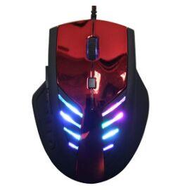 DM415 gamer vezetékes egér LED világítással