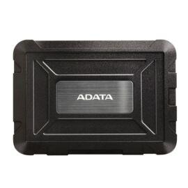 ADATA ED600 fekete (AED600-U31-CBK) USB 3.2 külső SSD/HDD ház