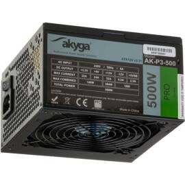 Akyga AK-P3-500 500W ATX tápegység