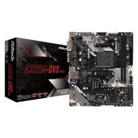 ASRock A320M-DVS R4.0 AMD A320 SocketAM4 mATX alaplap