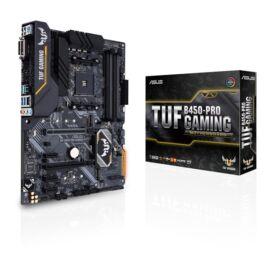 ASUS TUF B450-PRO GAMING AMD B450 SocketAM4 ATX alaplap